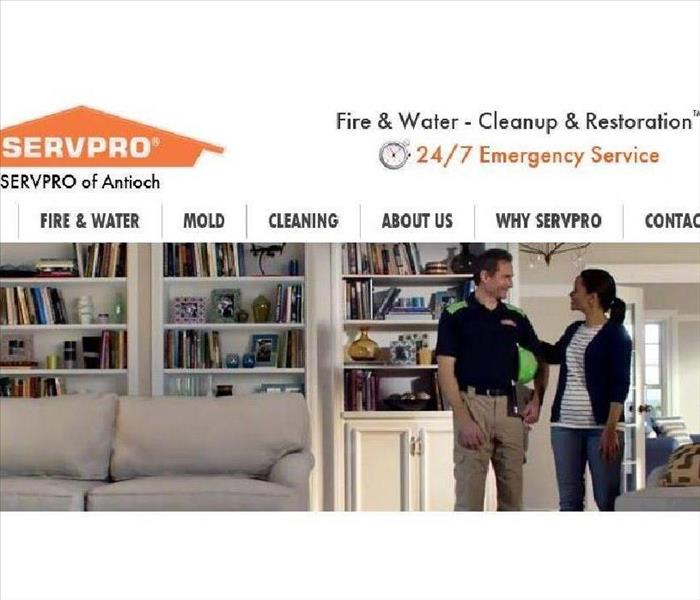 Why SERVPRO Professional Water Restoration Company