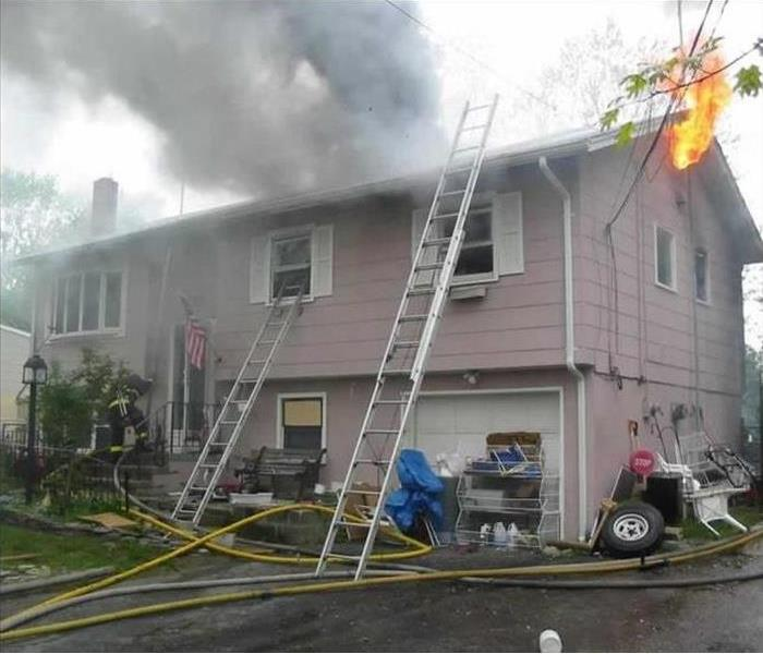 Fire Damage What to do in case of fire in your home