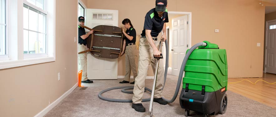 Antioch, CA residential restoration cleaning